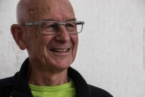 John er en af de løbeglade på Promenadeholdet.