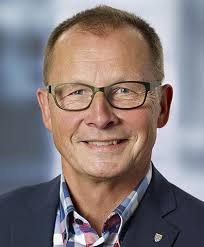 Haderslevs borgmester Hans P. Geil.