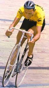 Ole Ritter jagter time-rekorden i 1968. <div class=