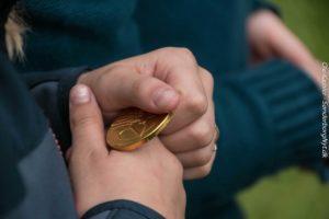 Drømmen om at finde guld gik i opfyldelse.