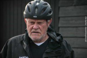 Gerner Petersen er ny på cykleholdet.