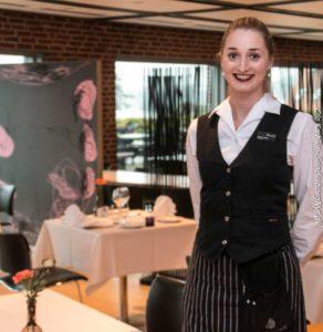 Anna Liv Larsen fik den højeste anerkendelse, man kan få: En sølvmedalje. <div class=