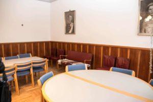 Den tidligere byrådssal skal bruges til selskaber og konferencer.