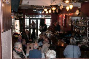 Endnu en gang trak Hans Jørn Wolff og hans musikere godt med gæster i Penny Lane.