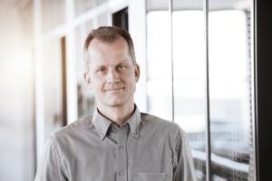 Henning H Kristensen, administrerende direktør