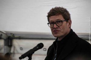Niels B. Christiansen, Danfoss' topchef.
