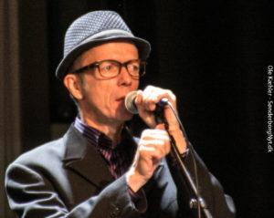 Niels Præstholm opfordrer os til at hyre rigtige og levende musikere, når vi skal feste. <div class=