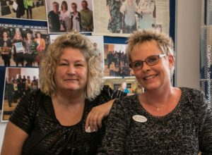 Marion J. Paysen og Dorthe L. <div class=