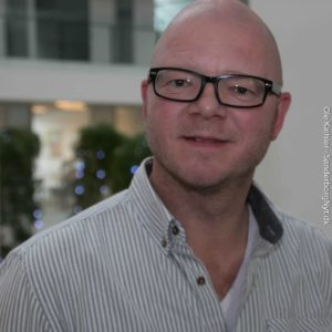 Spejderlejrens projektleder Mikkel Harritslev.