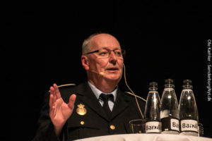 Sønderborgs Politichef Knud Kirsten.
