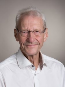 Jørgen C. S. Jacobsen fylder 70 år onsdag.