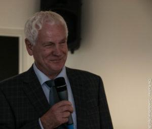 Bestyrelsesformand Peter Johannsen.