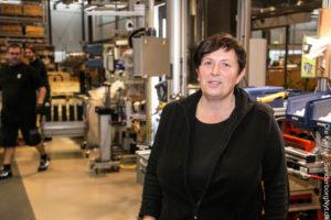 Marianne Thomsen sagde det gamle job op og begyndte på Linak.
