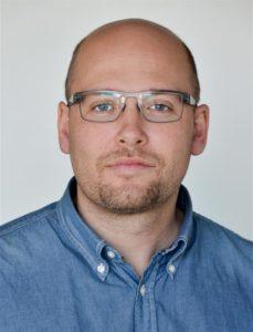 Nicolai Dupont Heidemann er ny Kulturchef i Sønderborg.