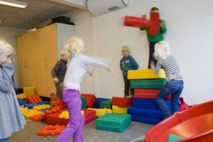 Børn i SFO. Foto: Kim Toft Jørgensen