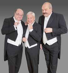 Jensen, Maibom og Krøll. Pressefoto.