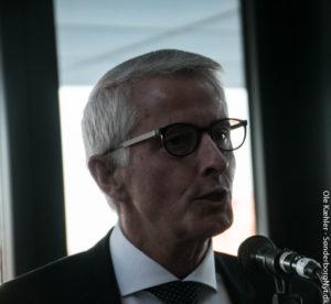 Formand for Vækstrådet, Henrik Enderlein.