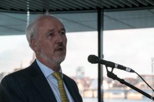 Erling Duus, formand for Dansk Industri Sønderjylland.