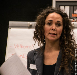 Tatjana Rode er kommunens bosætningskoordinator.