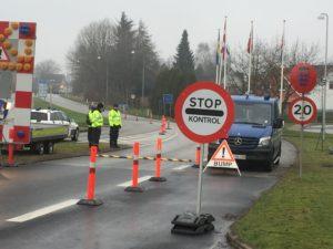 Grænsekontrollen rammer såkaldt almindeligt politi-arbejde.