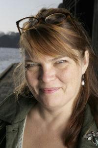 Anne Gruer kommer til byen onsdag. <div class=