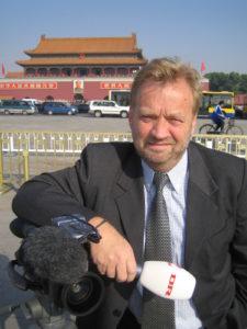 Jan Larsen fra DR fortæller om Kina