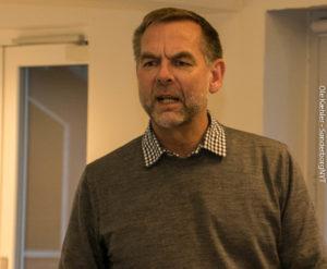 Bjarne Westh Hansen fra Nybolig fortæller, at energimærker farver priserne.