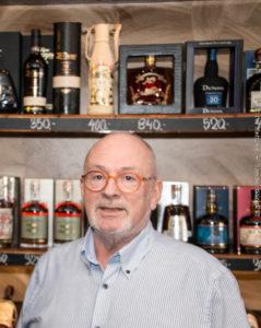 Jesper Rosanes glæder sig til at blive sat ind i det med glassenes betydning for vinkendere.