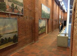 Nordborgenserne kan nå at kigge en ekstra gang på malerierne.