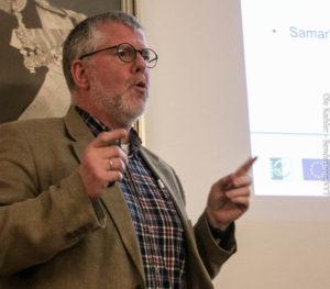 Karsten Gram fortæller om Eu-millionerne i LAG.