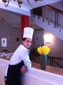Restaurationen på DET GAMLE RÅDHUS har fået ny køkkenchef og det er med stolthed at vi kan præsentere Kim Meier i denne stilling, fortæller restauratør Jesper Dyrvig-Pedersen.