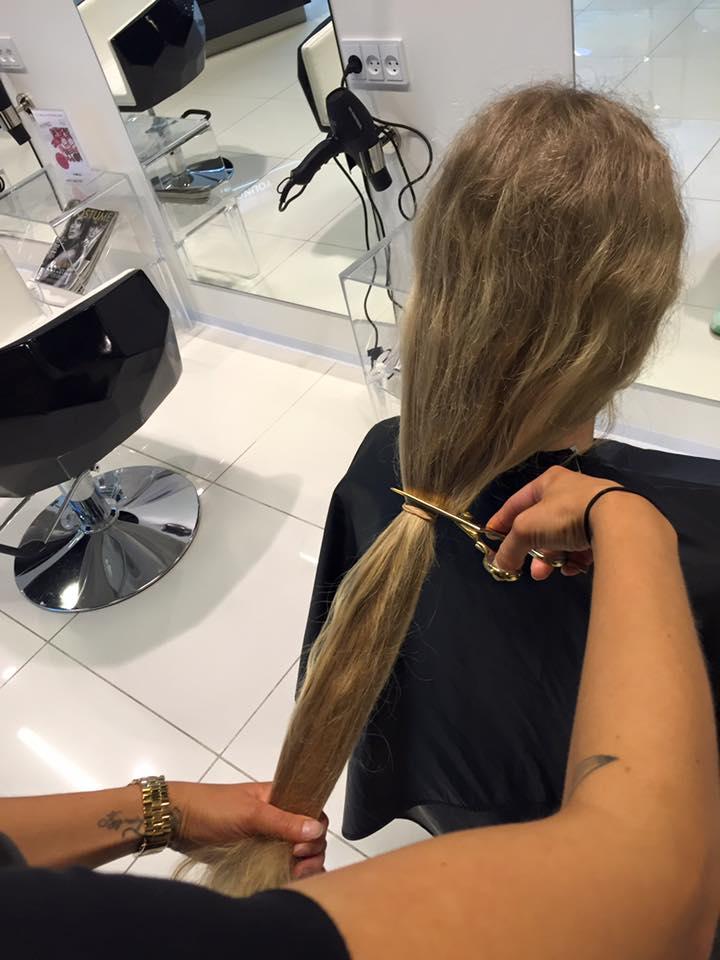 doner hår til kræftramte