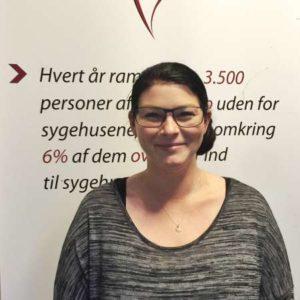 Dorthe Hansen søger sponsorer, der vil hjælpe med at redde liv.
