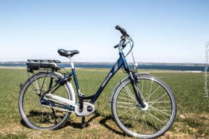 Cykel med strøm gør enhver tur legende let.