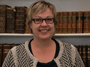 Advokat Vivi Muurholm. <div class=