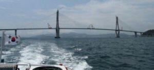 En god inspiration til, hvordan en bro kan komme til at se ud, er en der er bygget i Busan-Geoje, Syd Korea med ingeniørbistand fra COWI. Den er bygget på baggrund af nogenlunde samme vanddybder og jordbundsforhold, som forventes mellem Bøjden og Fynshav.