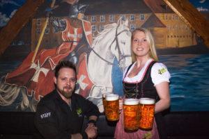 Heidis Bierbar skal sikre gode fester i Lansen.