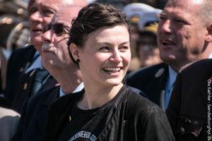 Tanja Zeba er en uvurderlig hjælp i planlægningen af Feuerwehr Sternfahrt.