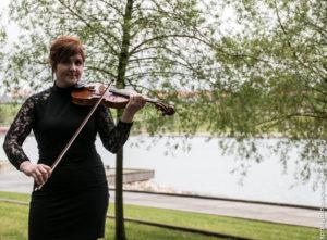 Mihaela Oprea glæder sig til koncerten den 2. juni.