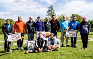 Vinderbillede fra Nordborg Golfklub.