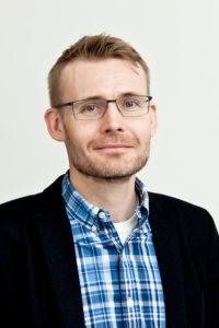Økonomidirektør Bjarke Eriksen. Foto: Sønderborg Kommune.
