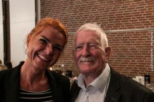 Inger Støjberg og A. P. Hansen ved Sønderborg Sommerrevy.
