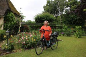 Susanne Sjøholm er sikker på hun skal have en elcykel.