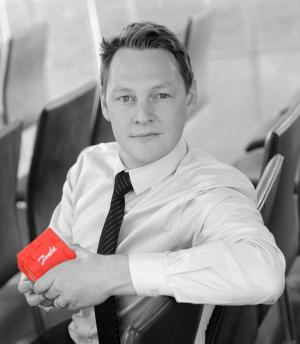 Samuel Poulter, Danfoss, Head of Corporate Branding and design