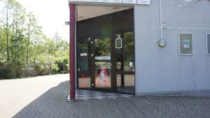 Den lukkede Statoil-butik. Foto: Svend Schütt
