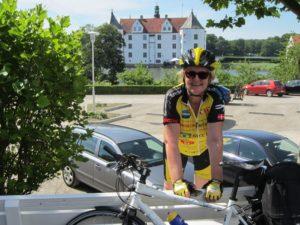 Siden træningsturene med Team Rynkeby har AAse Nyegaard nydt at tage længere ture.