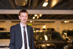 Lotek Safety-direktør Allan Nykjær Pedersen. Foto: Kasper Roed.
