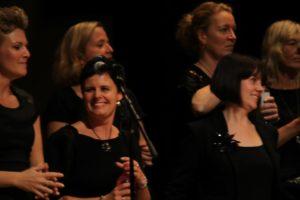 Gospel-koret i Alsion. Foto: Lucas Struck.