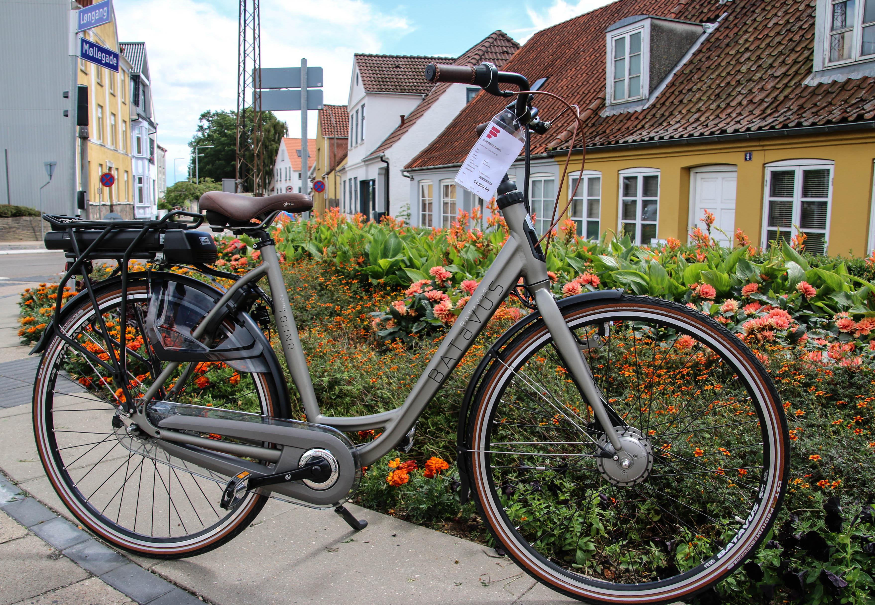 Flere og flere i Sønderborg køber el-cykel | SønderborgNYT