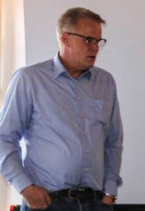 Leif Jensen fra Kaspersky.